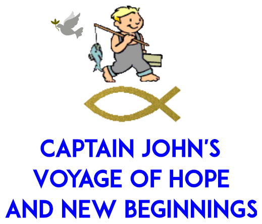 Captain John's Voyage of Hope and New Beginnings